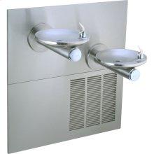 Elkay SwirlFlo Fountain Bi-Level ADA Filtered 8 GPH Stainless