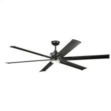 Szeplo Patio Collection 80 Inch Szeplo II LED Fan SBK