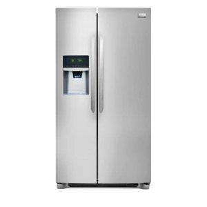Gallery 25.6 Cu. Ft. Side-by-Side Refrigerator -