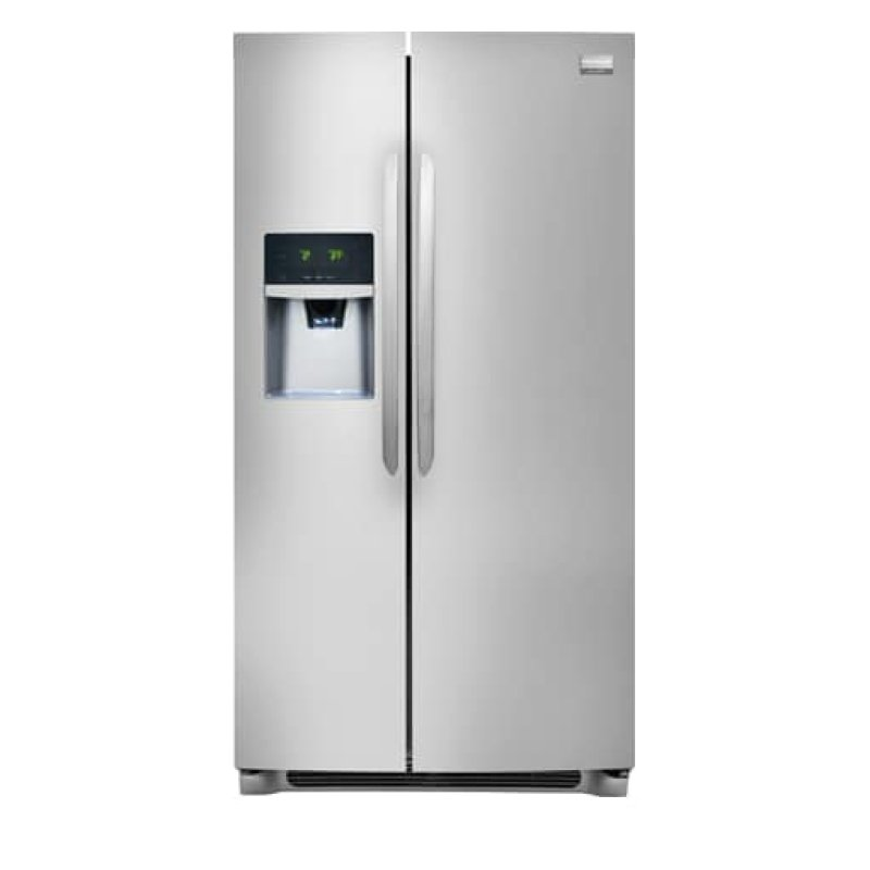 Gallery 25.6 Cu. Ft. Side-by-Side Refrigerator