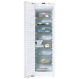 MielePerfectCool freezer for perfect side-by-side combination in the 70 in niche.