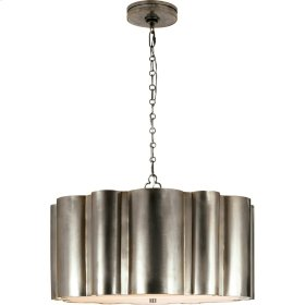 Visual Comfort AH5215BZ Alexa Hampton Markos 4 Light 26 inch Bronze Pendant Ceiling Light