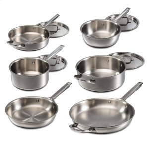 Wolf10 Piece Cookware Set