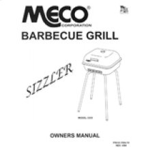 Sizzler Owners Manual (Free Downloads)
