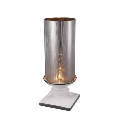 Table Lamp With Glass