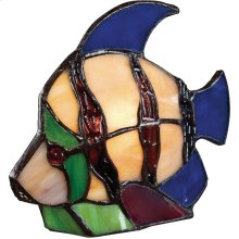 Angel Fish Accent Lamp in Other