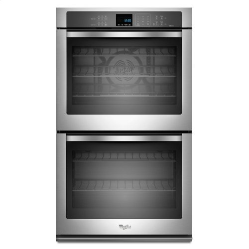 Double Wall Oven With True Convection Cooking