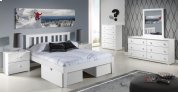 Milan Platform Bed With Ubc Product Image