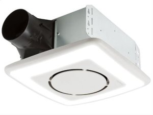InVentTM Series Single-Speed Fan With Soft Surround LED Lighting ENERGY STAR® certified product Product Image