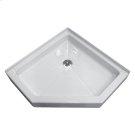 Neo-Angle Shower Bases - White Product Image