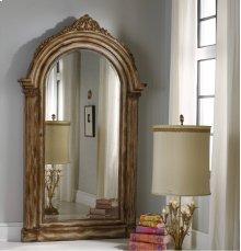 Vera Floor Mirror w/Jewelry Armoire Storage