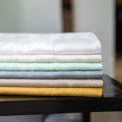 TENCEL - Queen Pillowcase White