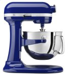 KitchenAid Professional 600 Series 6 Quart Bowl-Lift Stand Mixer - Cobalt Blue Product Image