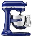 KitchenAid Professional 600 Series 6 Quart Bowl-Lift Stand Mixer - Cobalt Blue Product Image