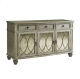 Sonoma Valley TV Console with Mirror Product Image
