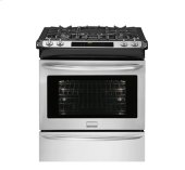 Floor Model - Frigidaire Gallery 30'' Slide-In Dual-Fuel Range