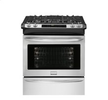 Frigidaire Gallery 30'' Slide-In Dual-Fuel Range