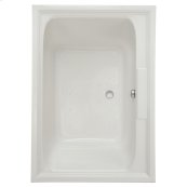 Town Square 60x42 inch EverClean Air Bath  American Standard - White