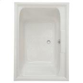 Town Square 60x42 inch EverClean Air Bath  American Standard - White