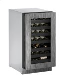 "Modular 3000 Series 18"" Wine Captain® Model With Integrated Frame Finish and Field Reversible Door Swing Product Image"