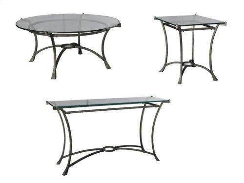Sutton Rectangular End Table Base