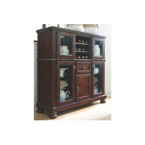 AshleyASHLEY MILLENNIUMDining Room Server w/Storage