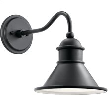 Northland Collection Northland Outdoor Wall 1 Light BK