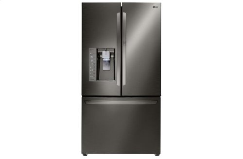 LG Black Stainless Steel 30 cu.ft. Super Capacity French Door Refrigerator w/Door-in-Door®