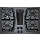 "GE Profile Series 30"" Built-In Gas Downdraft Cooktop Product Image"
