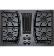 """GE Profile™ Series 30"""" Built-In Gas Downdraft Cooktop Product Image"""