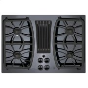 "GE Profile™ Series 30"" Built-In Gas Downdraft Cooktop Product Image"