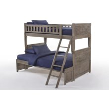 Cape Cod Dolphin Bunk in Buttercream Finish