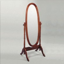 Cheval Mirror Cherry