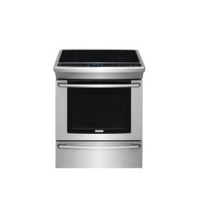 30'' Induction Built-In Range with Wave-Touch® Controls