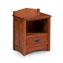 Grant Nightstand with Opening