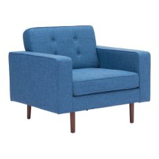 Puget Arm Chair Blue Product Image