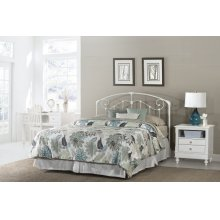 Maddie Full/queen Headboard - Glossy White