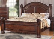 Isabella Queen Bed Product Image