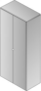 "Kenwood Wardrobe/storage 37.5""X20""X71"" Product Image"