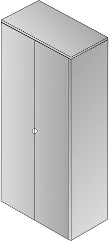 "Kenwood Wardrobe/storage 37.5""X20""X71"""