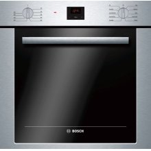 "500 Series 24"" Single Wall Oven, HBE5451UC, Stainless Steel"