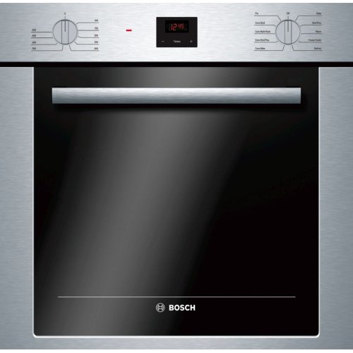 500 Series built-in oven 24'' Stainless steel HBE5451UC