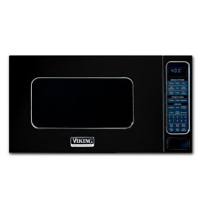 Conventional Microwave Oven - BLACK