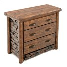 Westcliffe 3 Drawer Chest Product Image