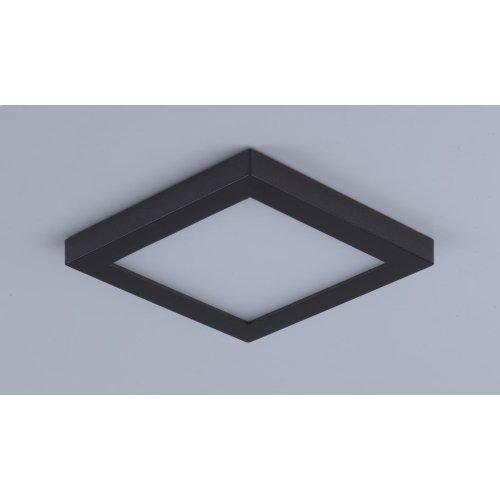 "Wafer LED 4.5"" SQ 3000K Wall/Flush Mount"