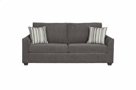 Sofa - Charcoal Chenille Finish