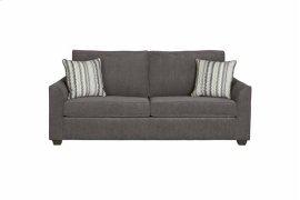 Sofa - Charcoal Chenille Finish
