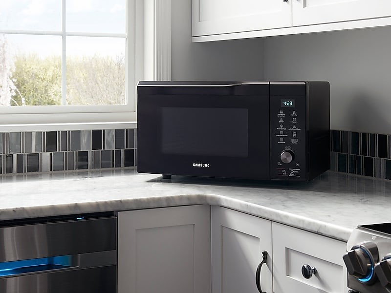Samsung Liances 1 Cu Ft Countertop Microwave With Convection
