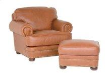 McGuire Chair & Ottoman
