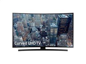 "55"" Class JU670D Curved 4K UHD Smart TV"